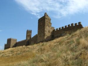 Генуэзская крепость (Судак)
