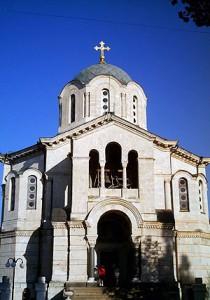 Владимирский собор Севастополь