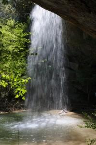 Водопад Козырек
