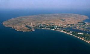 Мыс Казантип Крым