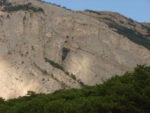 пещеры Мисхора
