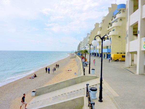 Кача пляжа крым 33