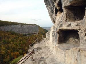 мужской монастырь Челтер-Коба