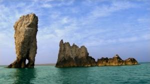 Элькен-Кая (Каменные Парусники)