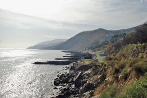 Лазурное Крым