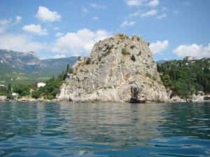 Генуэзкая скала Гурзуф