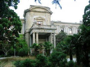 Дворец Мордвинова