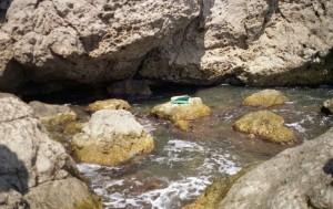 Подводная пещера Легенда