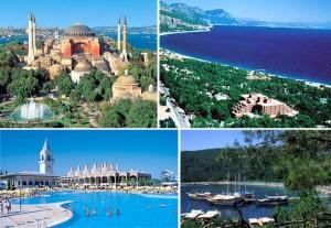 путевки в Турцию 2014