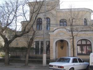 Дом доктора Левина