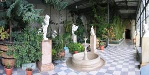 Зимний сад Воронцовский дворец