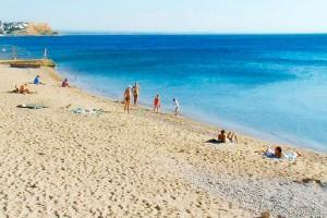 Пляжи в Орловке