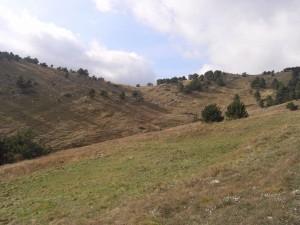 Перевал Гурзуфское седло