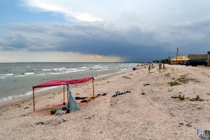 пляж Татарка