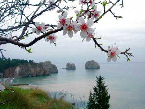 Крым в мае 2018