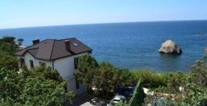 недвижимость в Крыму у моря