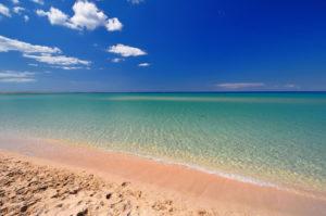 Оленевка пляж