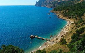 Пляж Золотой Балаклава