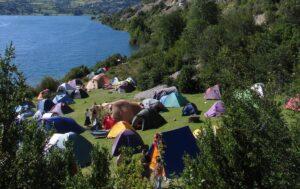 В Крым с палаткой