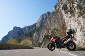 в Крым на мотоцикле