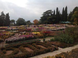 Парки Крыма